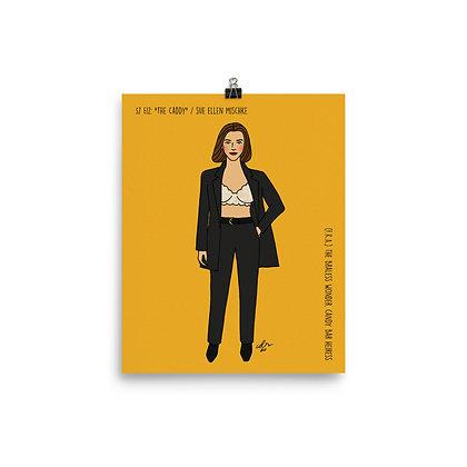 "Sue Ellen Mischke / ""The Caddy"" / 8x10 print"