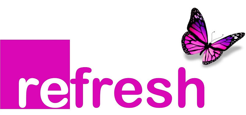 Refresh Cornwall logo