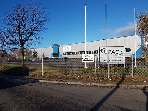 Building UPAC