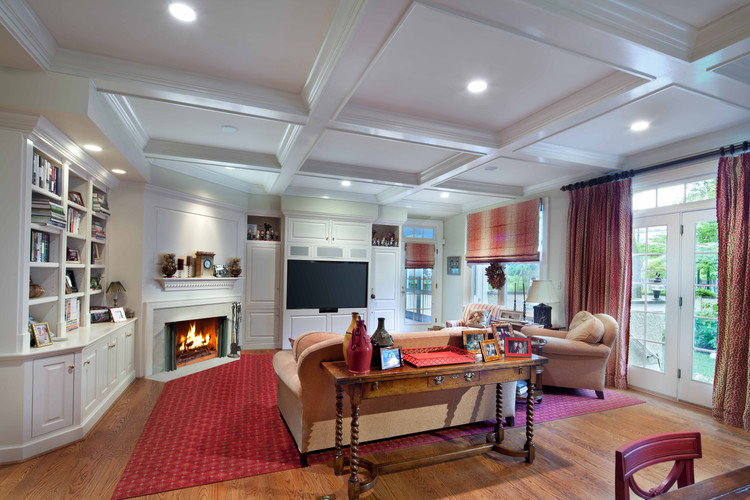 Chevy Chase DC Home Addition With Family Room