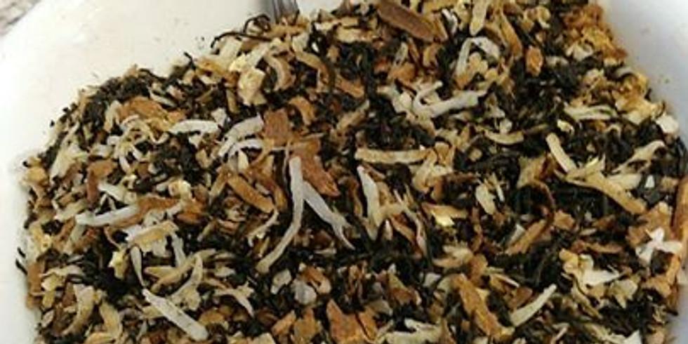 Make Your Own Tea Blend