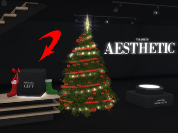 [Gift] Merry X-mas and Happy Holidays!