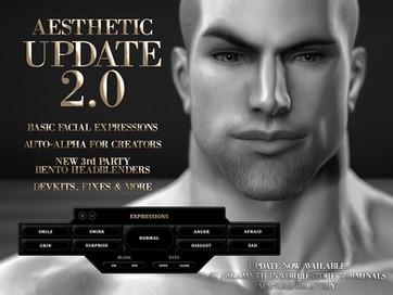 [Aesthetic] Update Version 2.0