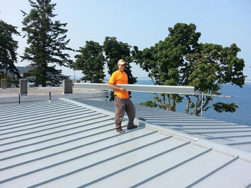 Residential And Commercial Roof Hope Roofing United States