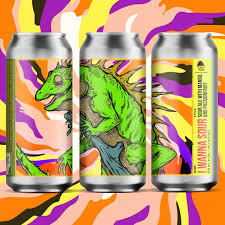 Tripping Animals - I Wanna Sour Growler