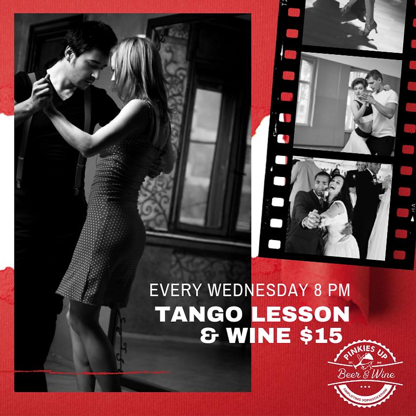 Beginner Tango
