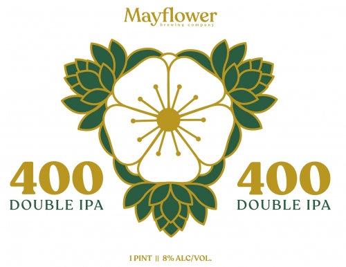 Mayflower - 400yr Anniversary IPA