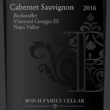 Boich Family Cellar - Beckstoffer Vineyard Georges III 2015