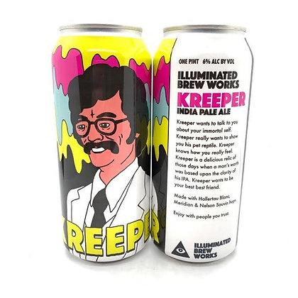Illuminated Brew Works - Kreeper IPA