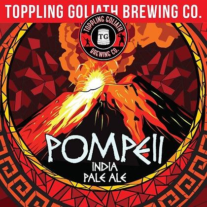 Toppling Goliath - Pompeii