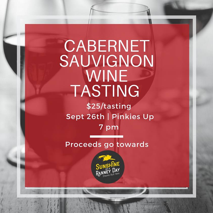 Cabernet Sauvignon Wine Tasting