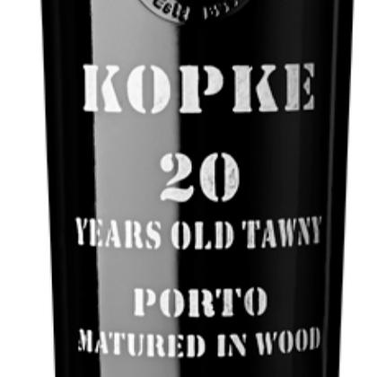 Kopke - 20 Year Old Tawny Porto