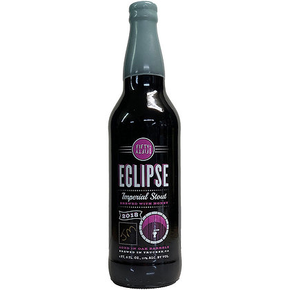 FiftyFifty Brewing Co. - Eclipse - Joseph Magnus (2018)