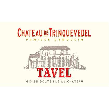 Chateau de Trinquevedel Tavel 2019