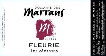 Marrans Fleurie 2018