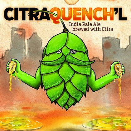 Heist -Citraquench'l IPA