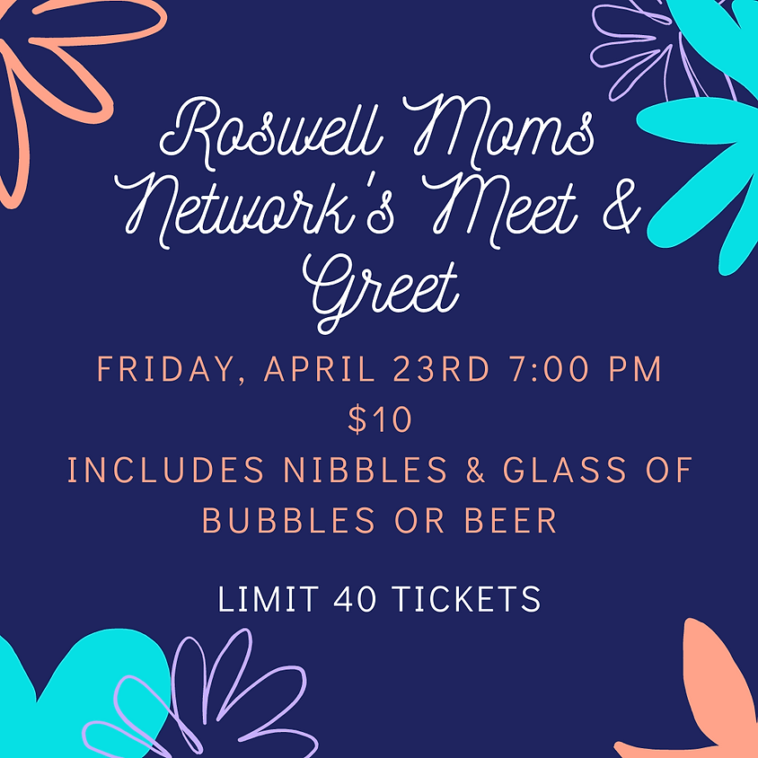 Roswell Mom's Meet & Greet