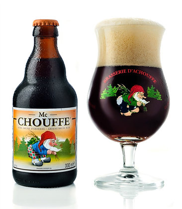 Brasserie d'Achouffe - Mc Chouffe