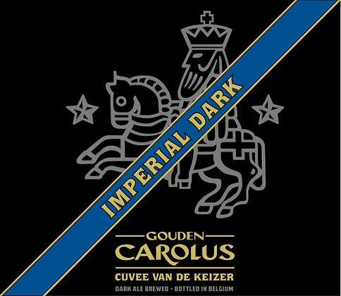 Brouwerij Het Anker - Gouden Carolus Cuvée van de Keizer Imperial Dark