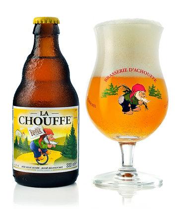 Brasserie d'Achouffe - La Chouffe Blond