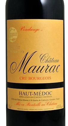 Château Maurac Cru Courgeois 2012