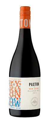 2019 Paxton Shiraz