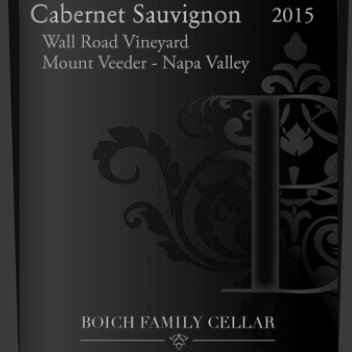 Boich Family Cellar - Wall Road Vineyard 2014