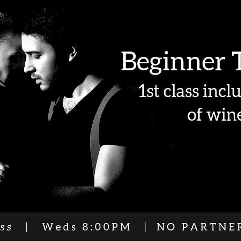 Beginner Tango – July 17th