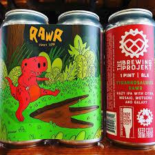 Brewing Projekt - RAWR: Stegosaurus