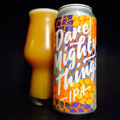 Brewing Projekt - Dare Mighty Things - Citra