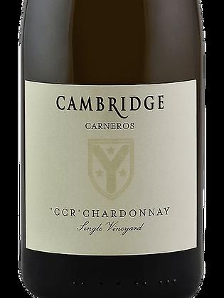 Cambridge Carneros CCR Chardonnay
