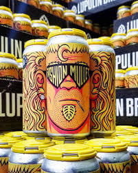 Lupulin - Fashion Mullet IPA