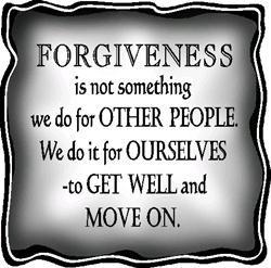 Why Choose Forgiveness?