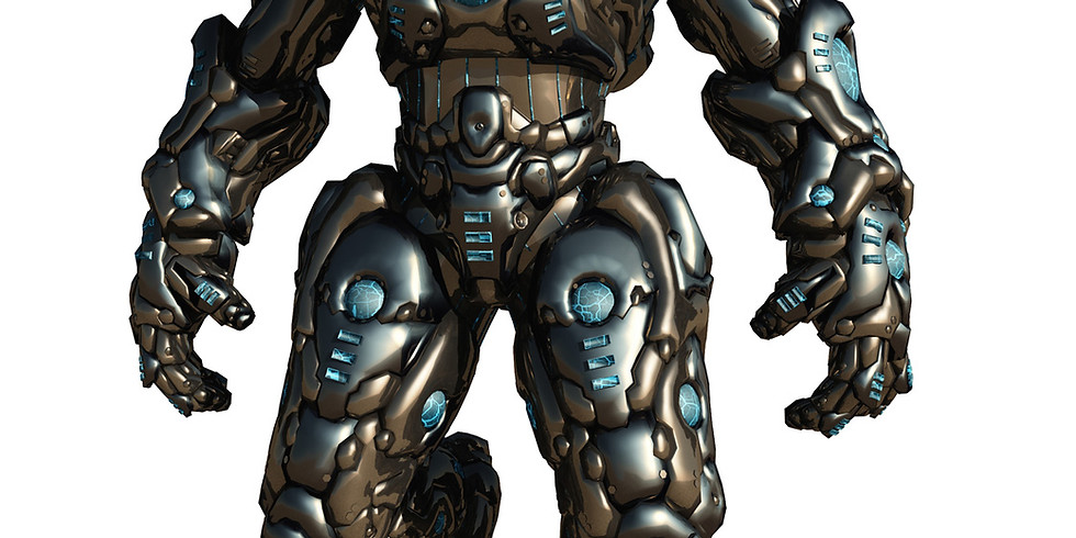 3DC Body armor for main character