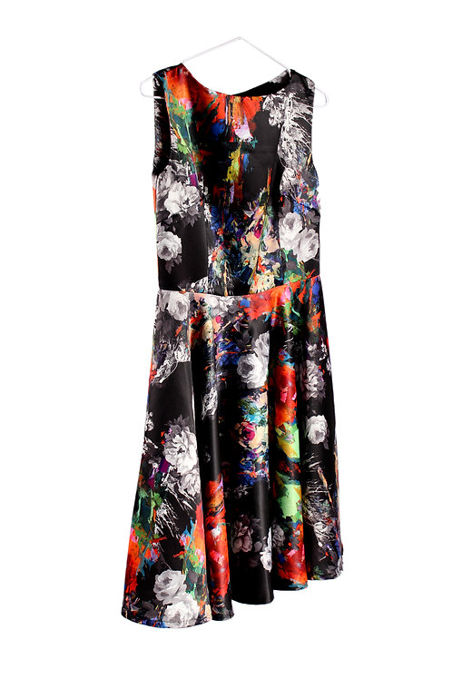 Vintage Flair Dress by Glare Modern Vintage