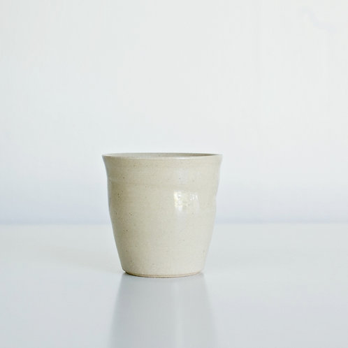 Latte Tumbler by Ash Ceramics