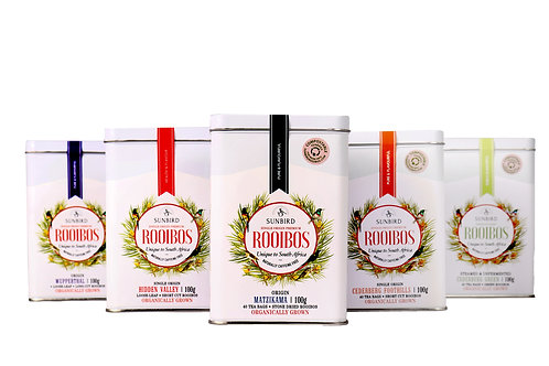 Sunbird Rooibos Tea