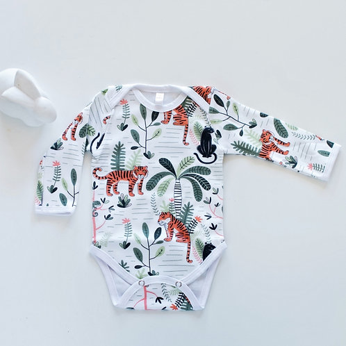 Jungle Fever Classic Onesie by BABA FISHEES