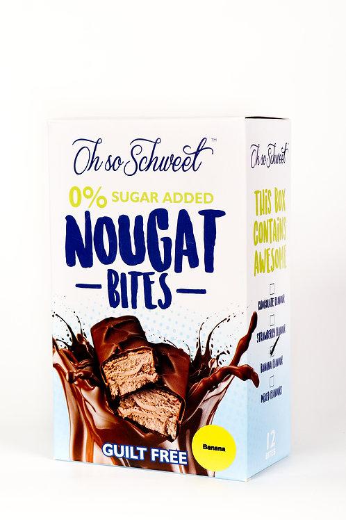 Nougat Bites by Oh so Schweet