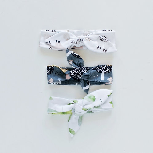 Headbands by BABA FISHEES