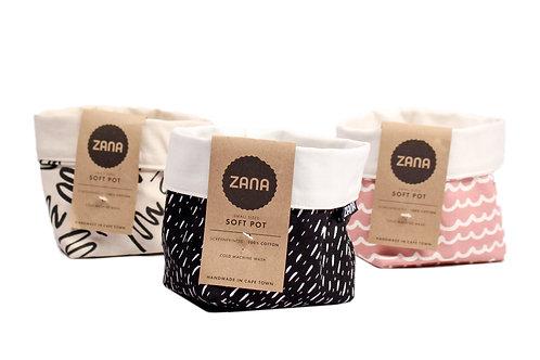 Soft Pots by ZANA