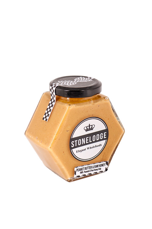 Peanut Butter & Raw Honey by Stonelodge