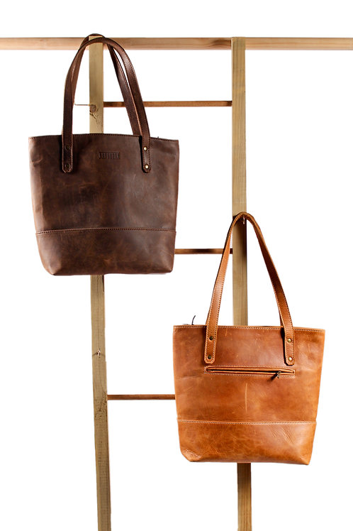 Shopper Bag by Burgundy Collective