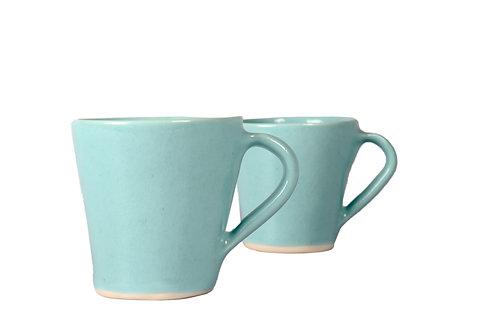 Mint Mugs by Mervyn Gers Ceramics