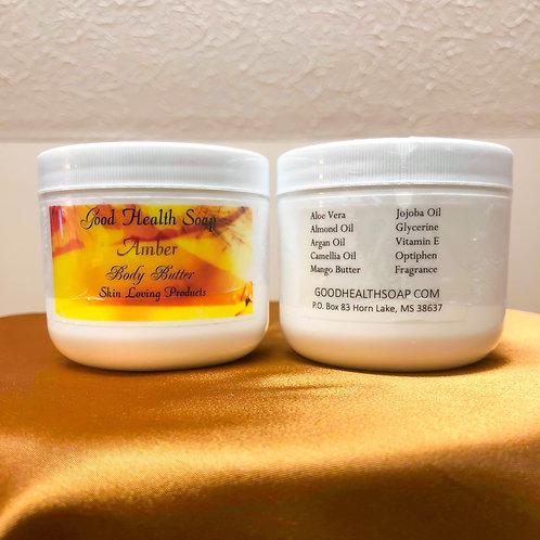 Amber Body Butter