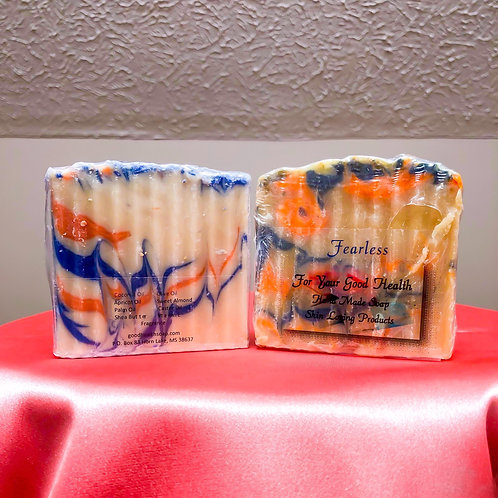 Fearless Soap