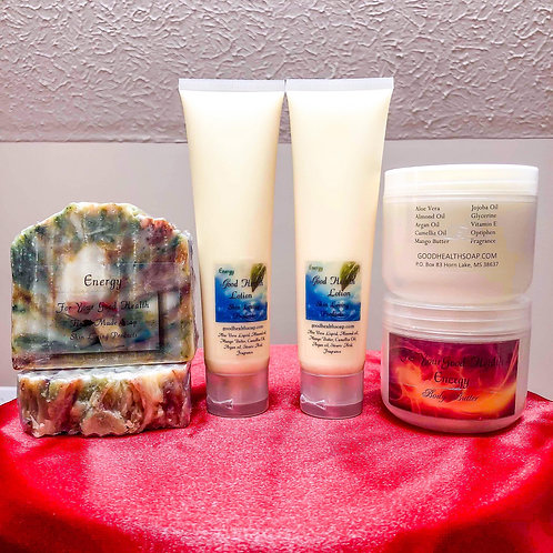 Energy Scent Collection