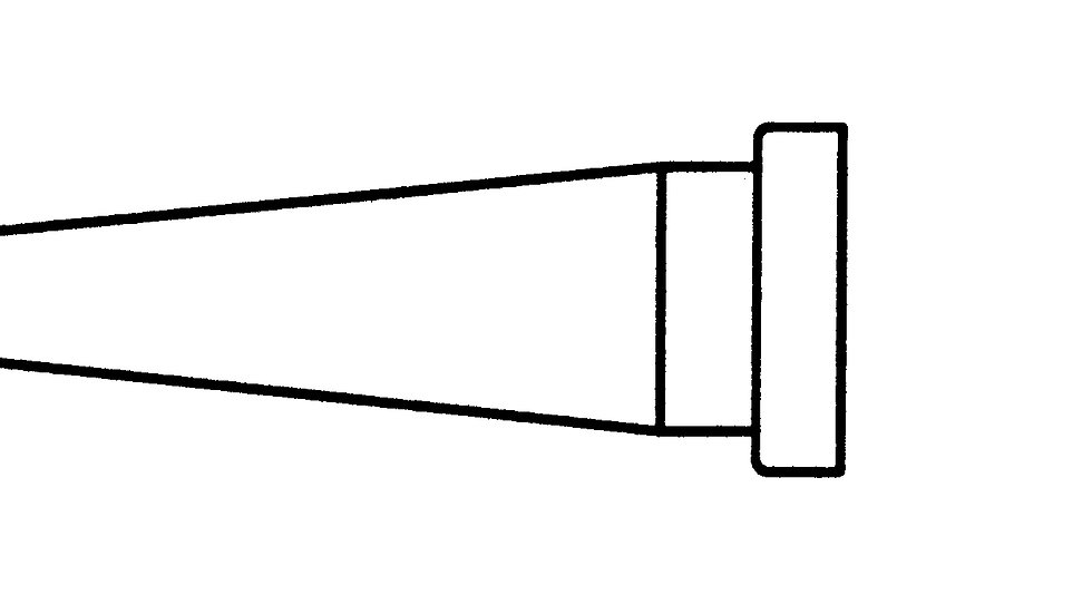 LT 1LNW CONICAL TIP 0.2MM