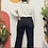 Thumbnail: Calça jeans preta