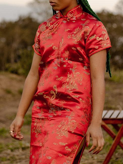 Vestido Ushi